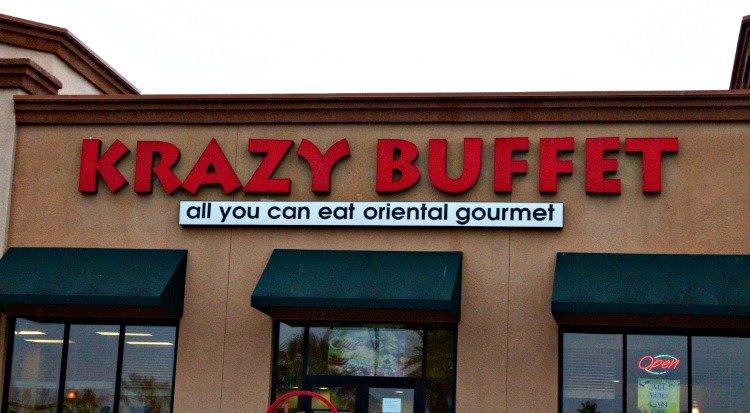 krazy buffet