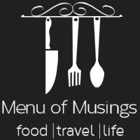 menu of musings