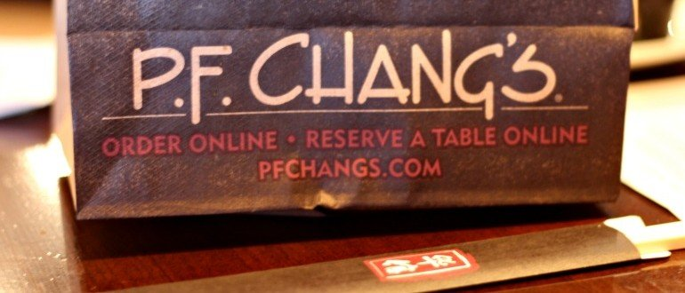 PF Chang's Perfect Pairings