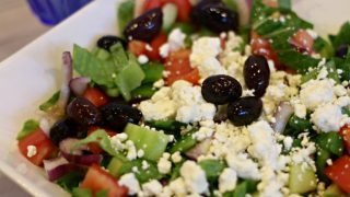 Greek Salad Recipe
