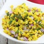 Chipotle Corn Salsa Recipe
