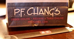 PF Chang's Perfect Pairings
