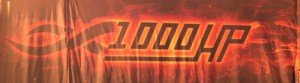 1000hp