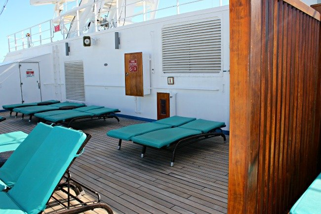 Carnival Serenity Retreat