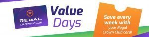regal value days