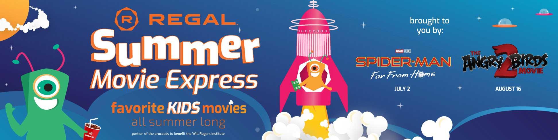 summer movie express 2019