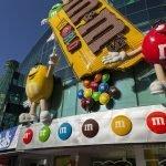 M&M World Las Vegas