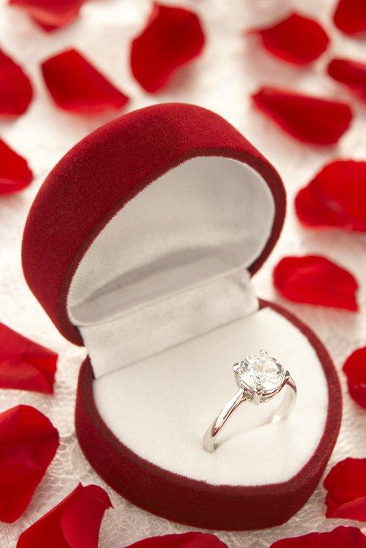 Vegas Marriage Proposal