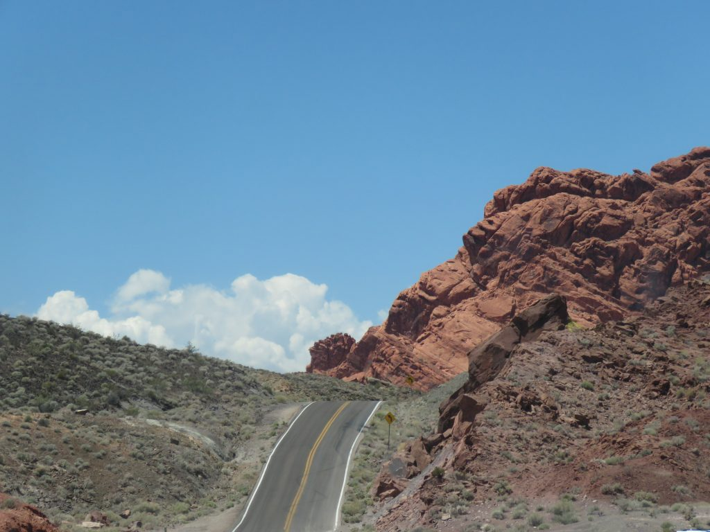 Directions to Valley of Fire