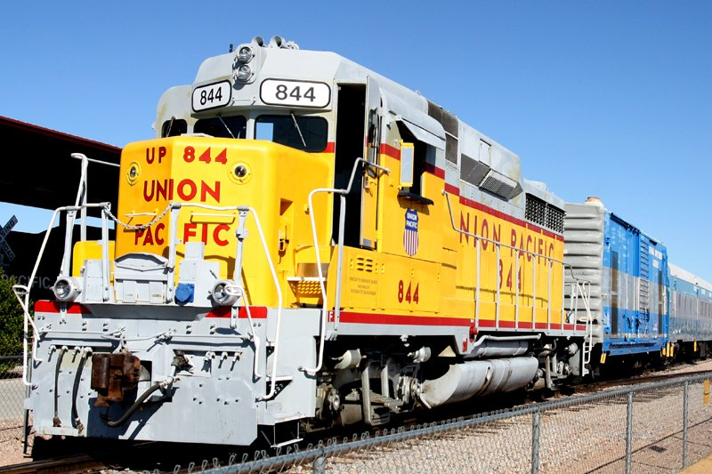Nevada State Railroad Museum 2
