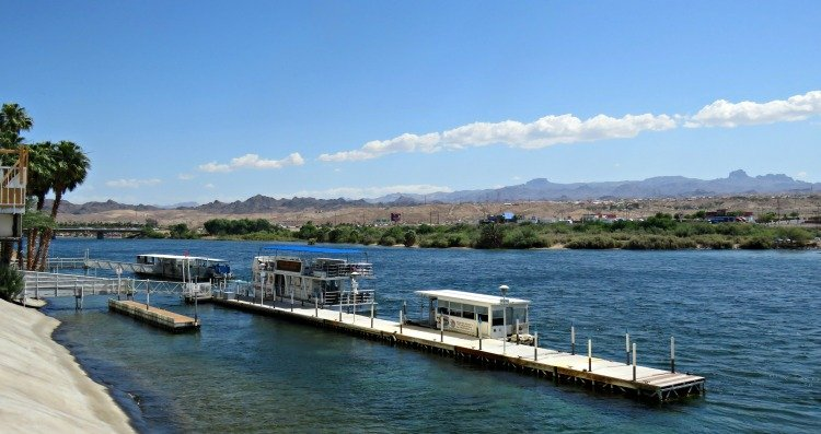 laughlin river taxi ramp