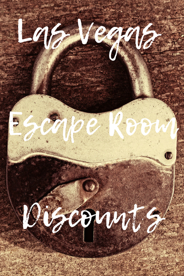 Las Vegas Escape Room Discounts