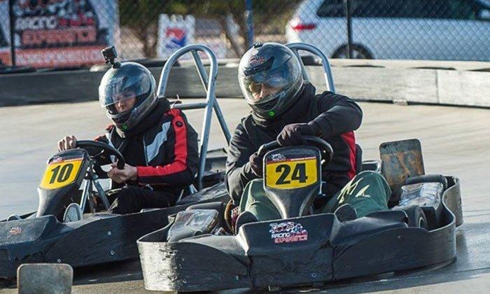 Gene Woods Racing Experience