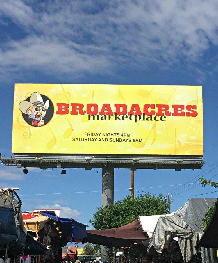 Broadacres Swap Meet