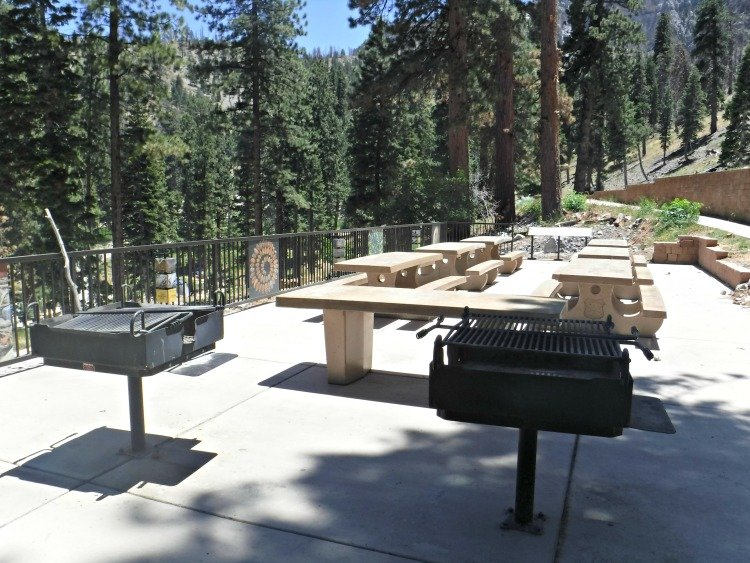 Cathedral Rock Picnic Area