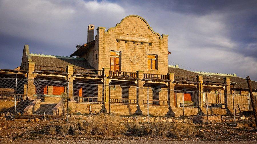 Ghost Towns Near Las Vegas