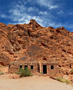 cabins at valley of fire