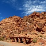 the cabins valley of fire picnic area
