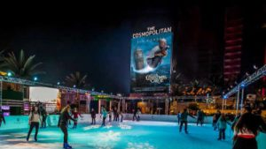Dive In Movies at the Cosmopolitan