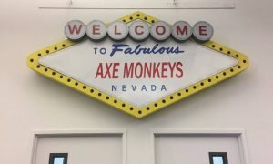 Axe Monkeys