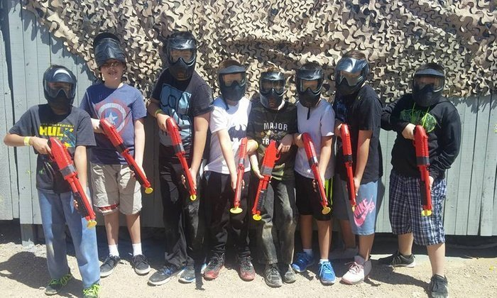 Las Vegas Paintball