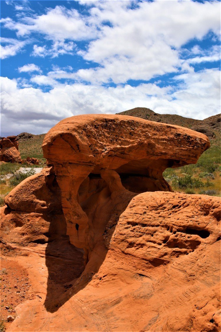 The Piano at Valley of Fire